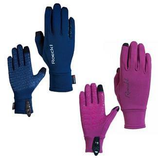 Roeckl Weldon Polartec Riding Gloves - Chelford Farm Supplies