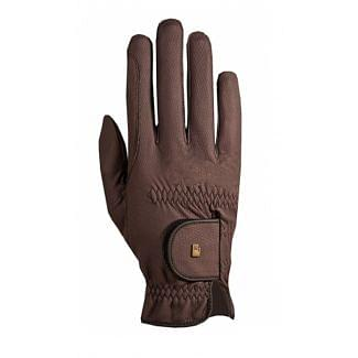 Roeckl Winter Chester Riding Gloves Brown