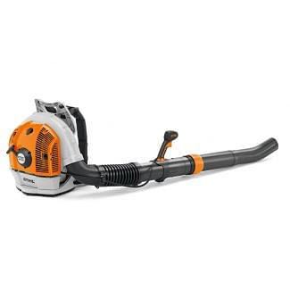 Stihl BR700 Petrol Commercial Backpack Leaf Blower - Cheshire, UK