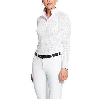Ariat Ladies Sunstopper Pro 2.0 Show Shirt