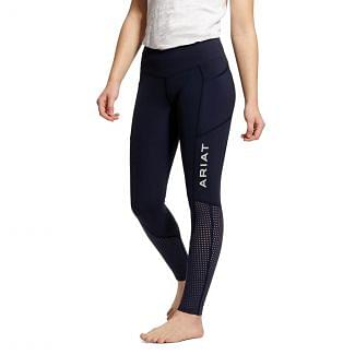 Ariat Girls Youth Eos Knee Patch Riding Tights