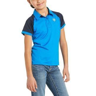 Ariat Youth Team 3.0 Polo Shirt
