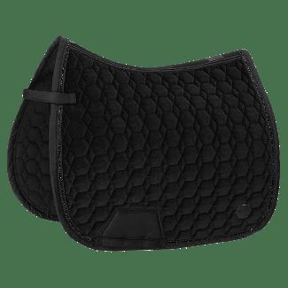 Eskadron Reflexx Velvet Crystal Saddle Cloth Dressage Full   Chelford Farm Supplies