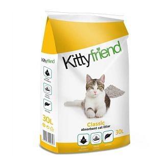Kitty Friend Classic Cat Litter 30L