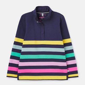 Joules Kids Girls Saunton Sweatshirt