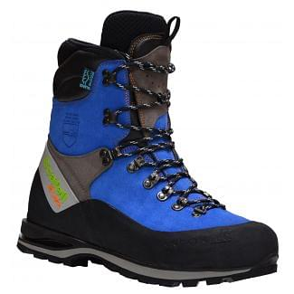 Arbortec Scafell Lite Class 2 Chainsaw Boots Blue