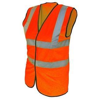 Scan Safety High Visibility Vest Orange