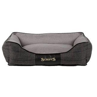 Scruffs Windsor Box Dog Bed Charcoal