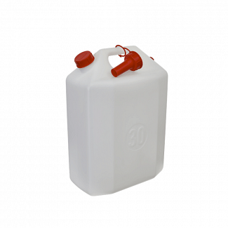 Sealey Water Container With Spout 30L - Chelford Farm Supplies