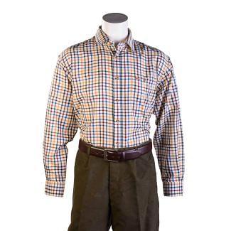 Bonart Mens Sheringham Long Sleeved Shirt