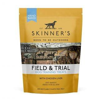 Skinners Field & Trial Cognitive Training Treats 90g   Chelford Farm Supplies