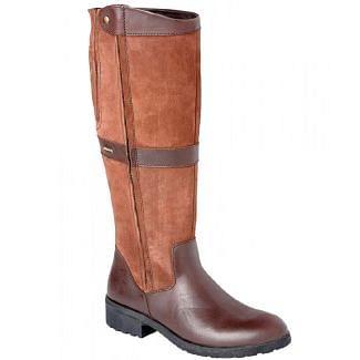 Dubarry Ladies Sligo Knee-High Country Boot Walnut