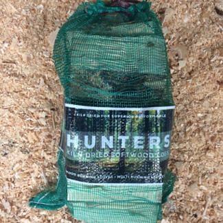 Hunters Fuels Kiln Softwood Logs