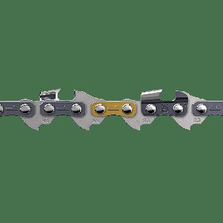 "Husqvarna X-Cut S93G Semi Chisel 3/8"" 1.3mm Chainsaw Chain - Cheshire, UK"