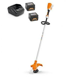 STIHL FSA 60 R Battery Cordless Brushcutter Set With Batteries & Charger
