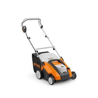 STIHL RLA 240 Battery Cordles Lawn Scarifier Set