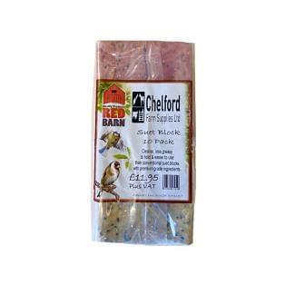 Red Barn Suet Block Multi 10 Pack | Chelford Farm Supplies