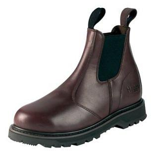 Hoggs of Fife Tempest Safety Dealer Boot Brown