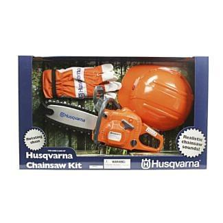 Husqvarna Kids Toy Chainsaw Kit