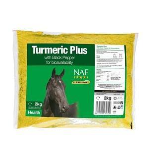 NAF Turmeric Plus 2kg - Chelford Farm Supplies