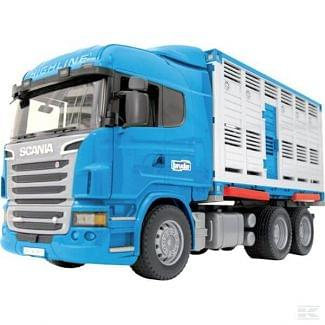 Bruder Scania Cattle Transport Truck Toy - Cheshire, UK