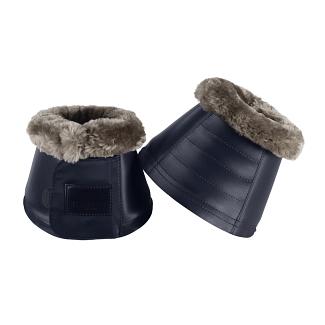Eskadron Softslate Faux Fur Over Reach Boots   Chelford Farm Supplies