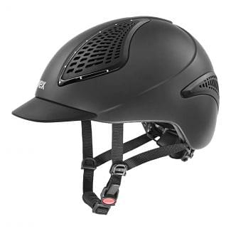 Uvex Exxential II Glamour Riding Helmet - Chelford Farm Supplies