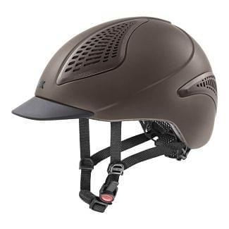 Uvex Exxential II Riding Helmet - Chelford Farm Supplies
