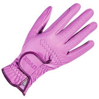 Uvex Childs Sportstyle Kid Riding Gloves Violet