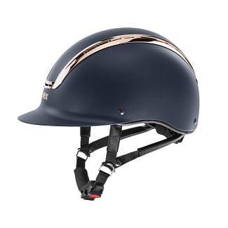 Uvex Suxxeed Chrome Riding Helmet - Chelford Farm Supplies