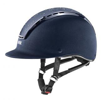 Uvex Suxxeed Diamond Riding Helmet - Chelford Farm Supplies