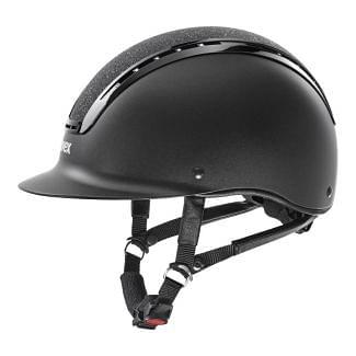 Uvex Suxxeed Starshine Riding Helmet - Chelford Farm Supplies
