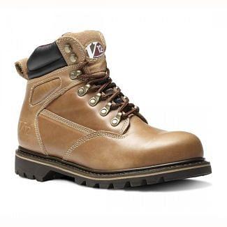 V12 Footwear V1244 Mohawk Vintage Leather Safety Boot Tan