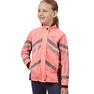 WeatherBeeta Children's Waterproof Lightweight Reflective HI VIS Jacket | Chelford Farm Supplies