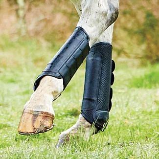 WeatherBeeta Hind Cross Country Boots Black   Chelford Farm Supplies