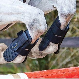 WeatherBeeta Lite Open Front Tendon Boots   Chelford Farm Supplies