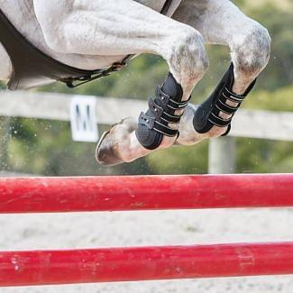 WeatherBeeta Pro Air Open Front Tendon Boots   Chelford Farm Supplies