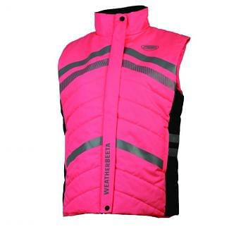WeatherBeeta Reflective Quilted Gilet   Chelford Farm Supplies