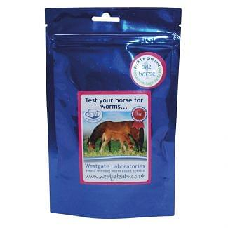 Westgate Laboratories Worm Count Kit For Horses