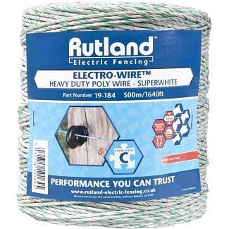Rutland Super White Electro-Wire