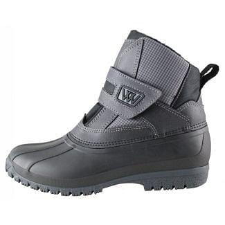 Woof Wear Junior Short Yard Boot Black