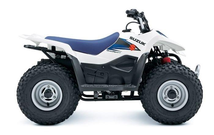 Suzuki Quadsport LT-Z50 Childrens Quad Bike